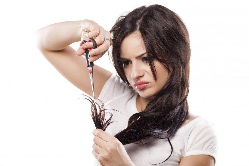 verificaţi porozitatea părului dumneavoastră